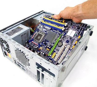 Не загружается компьютер