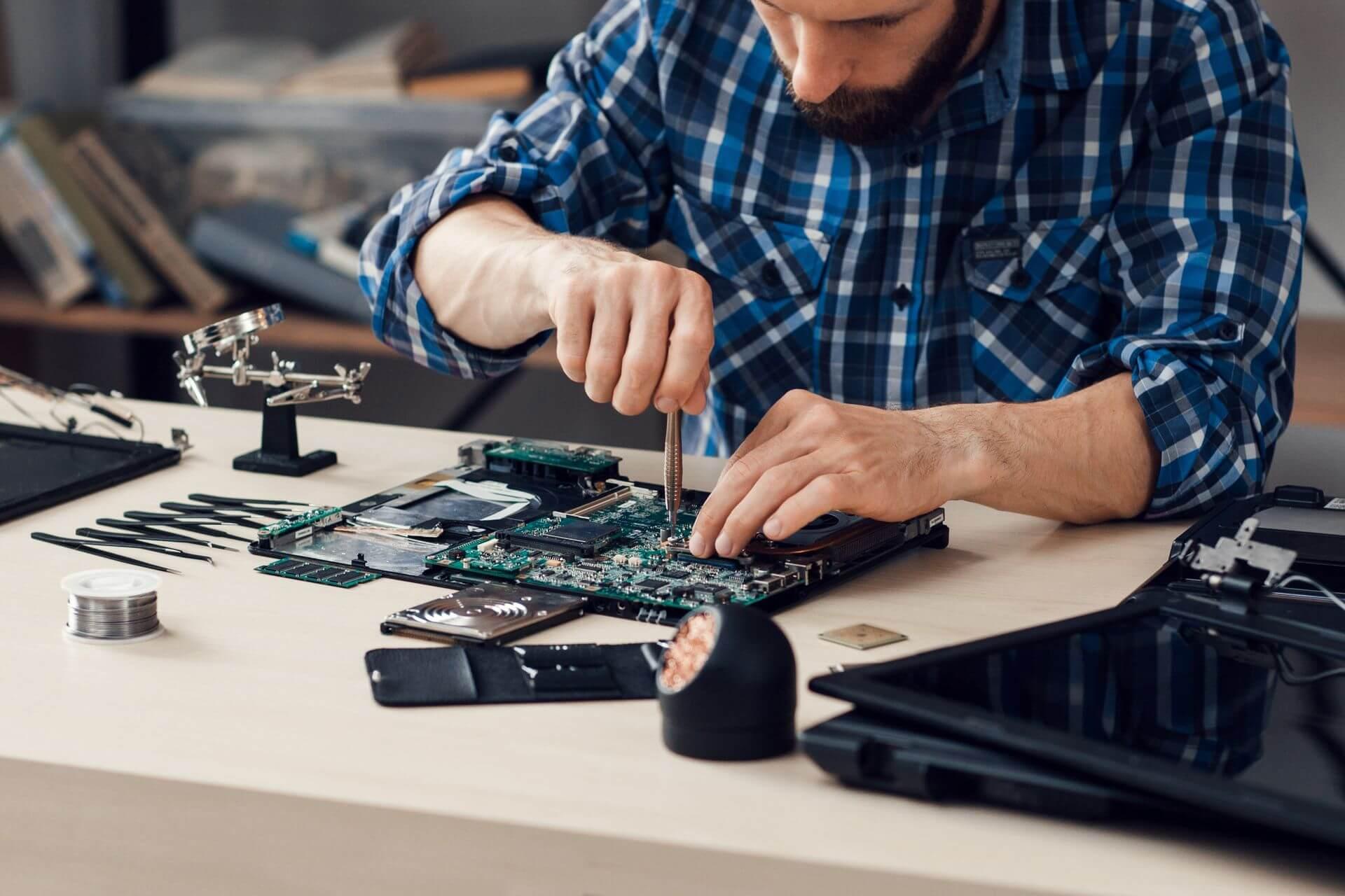 Срочный ремонт компьютеров и ноутбуков 《ВЫЕЗД БЕСПЛАТНО》