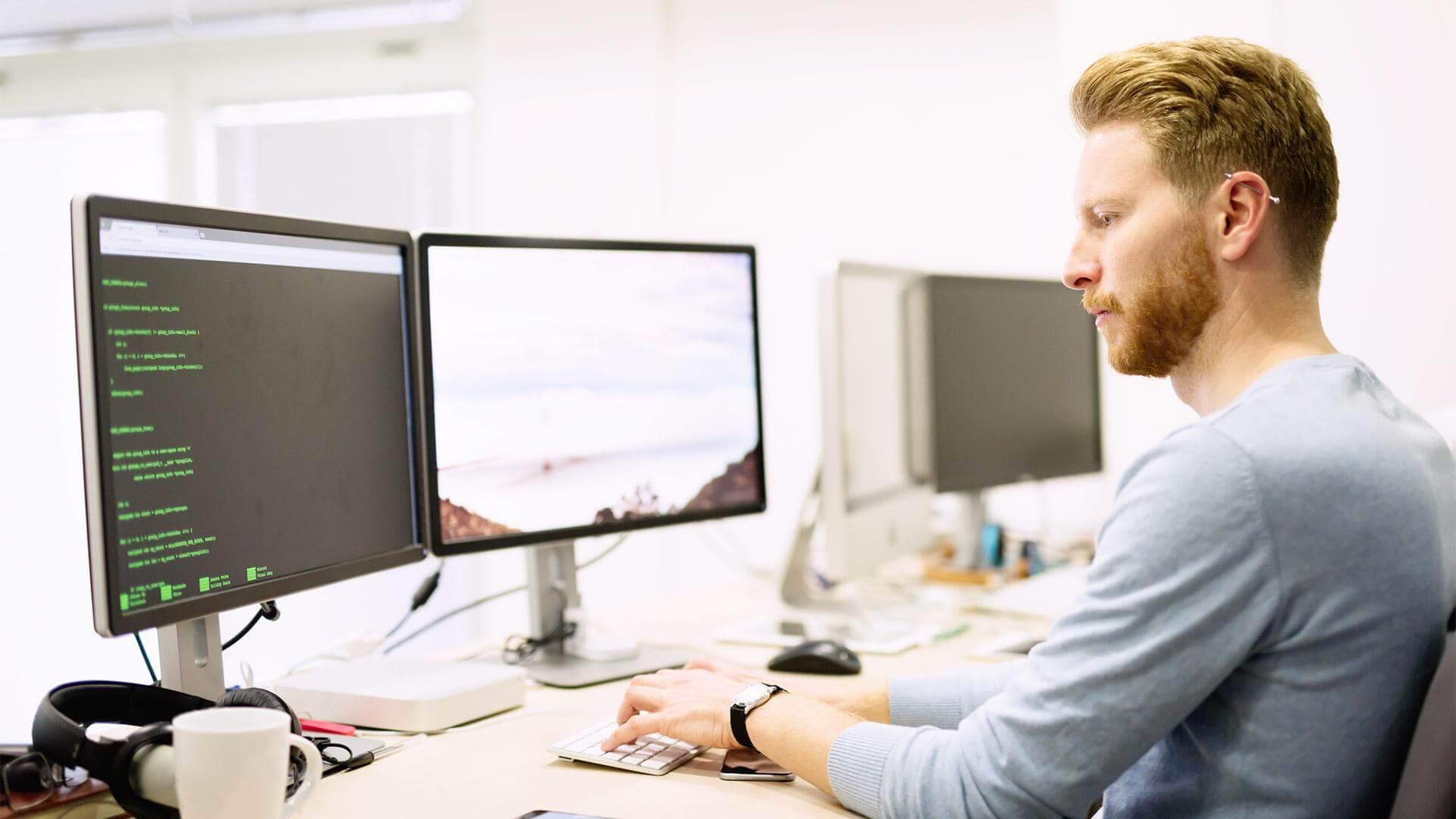 Компьютерная помощь в офисе