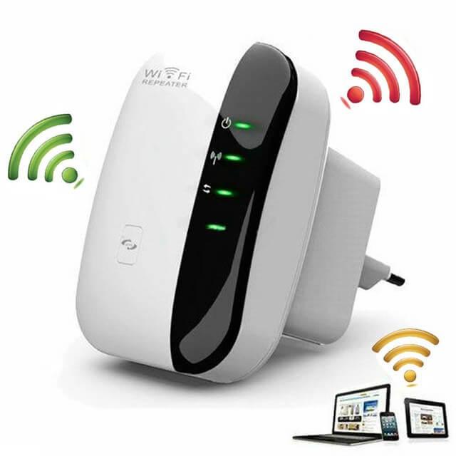 Улучшение сигнала WiFi