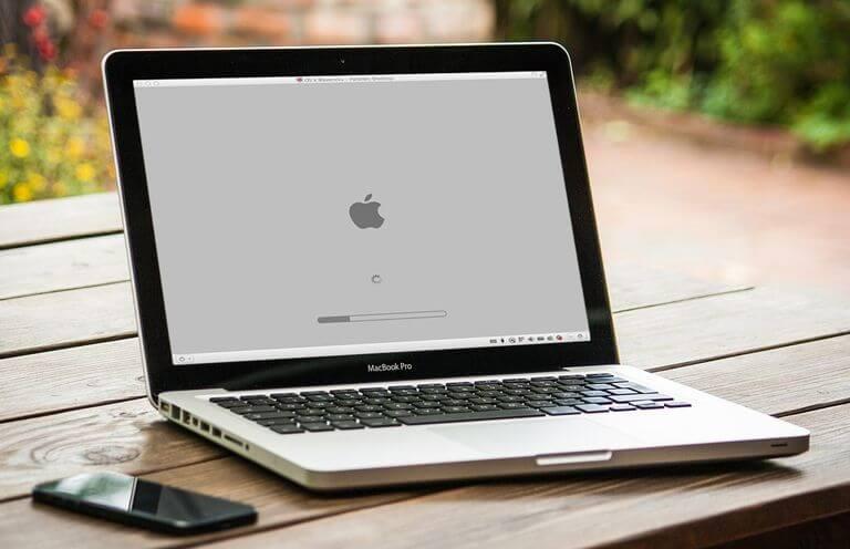 Восстановление данных на Mac