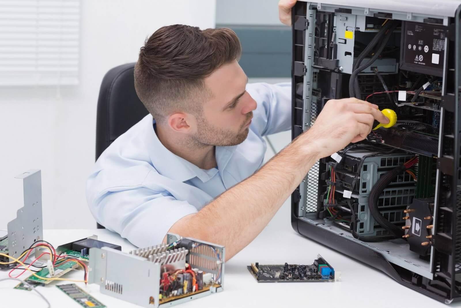 Компьютерная помощь Борщаговка