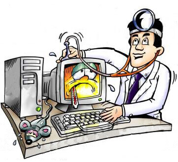 Компьютерная помощь — мастер на дом