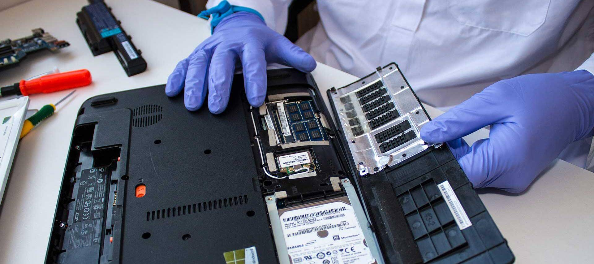 Ремонт компьютеров Samsung