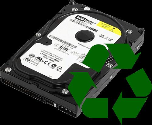 Восстановить данные с нерабочего жесткого диска