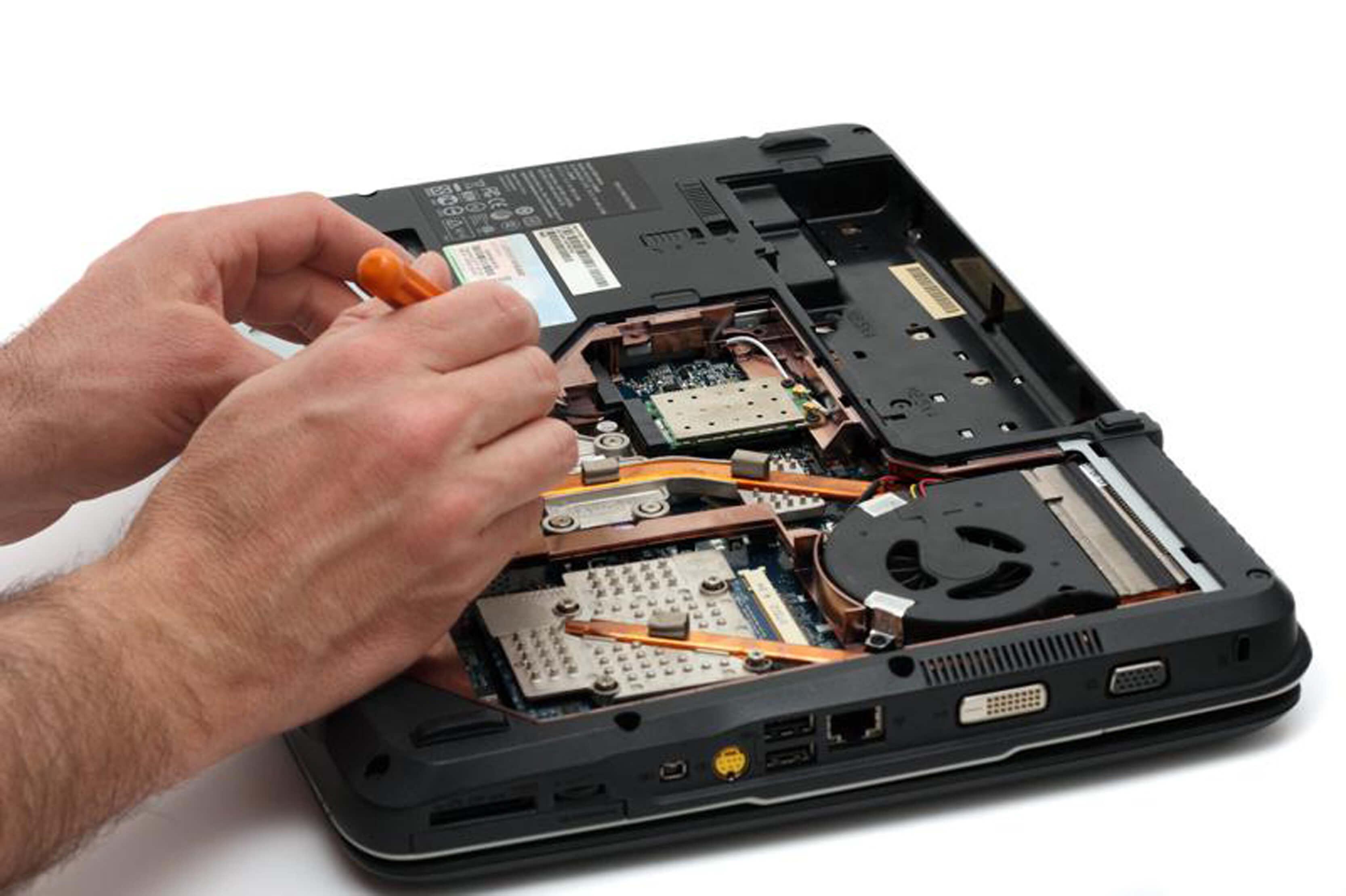 Ремонт ноутбуков осокорки