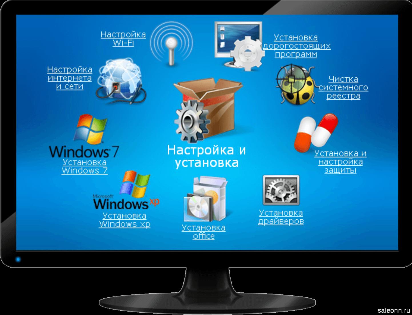 Ремонт компьютеров Гидропарк