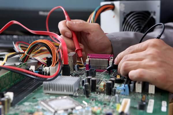 Сложный ремонт ноутбука