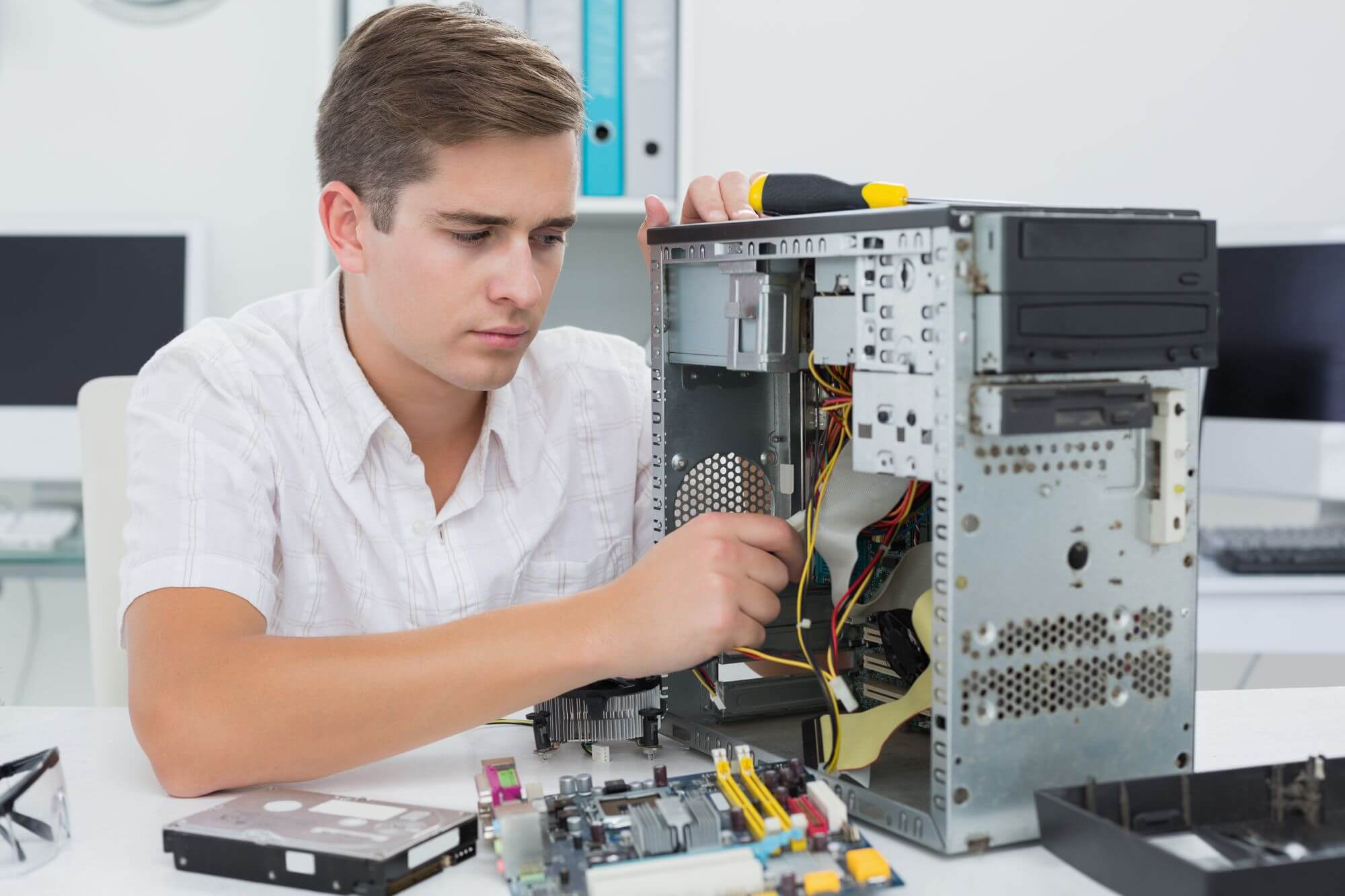 Домашний компьютерный мастер