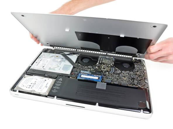 Ремонт MacBook Pro Retina 12 2