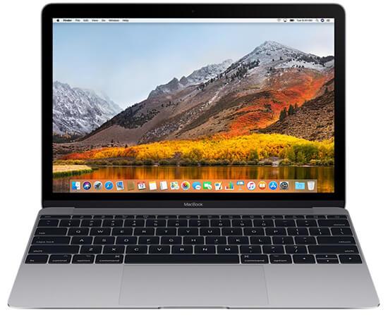 Ремонт MacBook Pro Retina 12