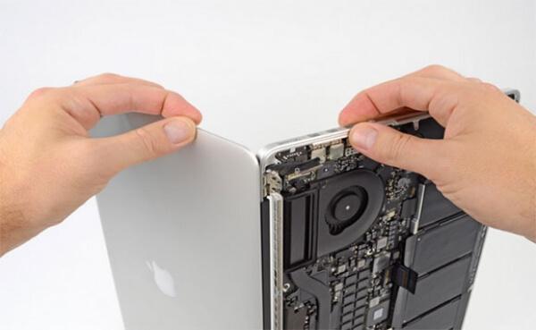 Ремонт MacBook Pro Retina 2