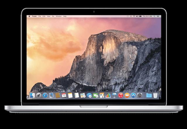 Ремонт MacBook Pro Retina