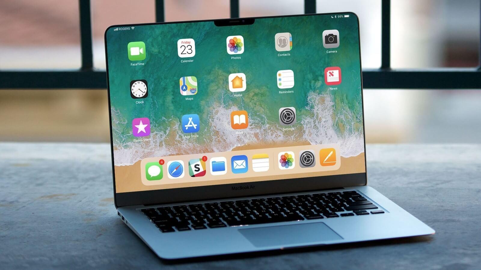 ремонт MacBook Pro