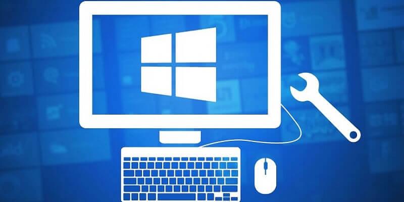 Переустановка Windows на ноутбуке Asus