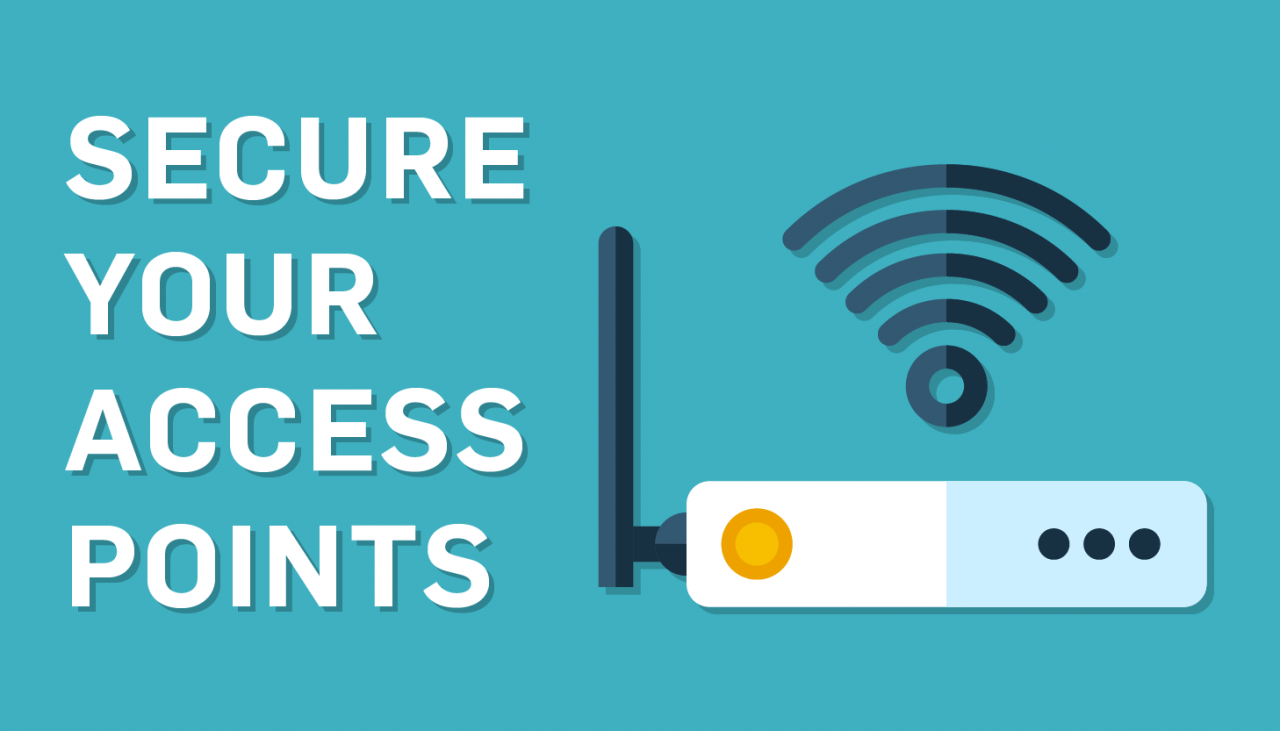 Настройка безопасности WiFi