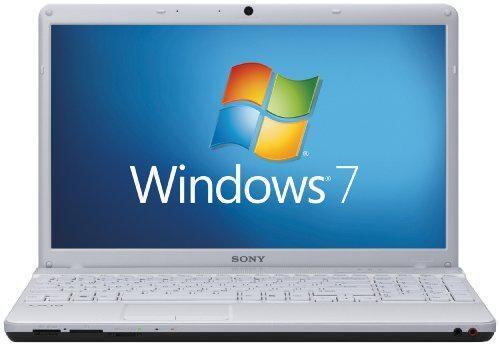 Переустановка Windows на Sony Vaio