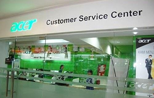 Сервисный центр Acer