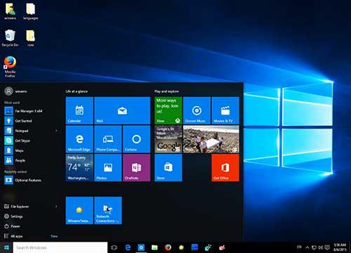 Установка Windows 10 в Киеве
