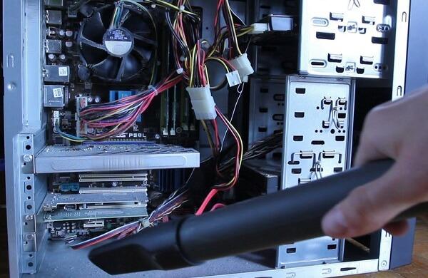 Греется кулер компьютера