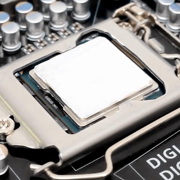 Как поменять термопасту на процессоре 3