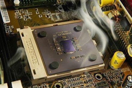 Как проверить температуру видеокарты