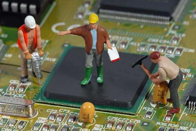 Перегревается процессор на компьютере 2