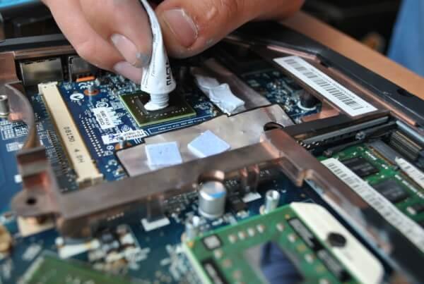 Перегревается процессор на компьютере 3
