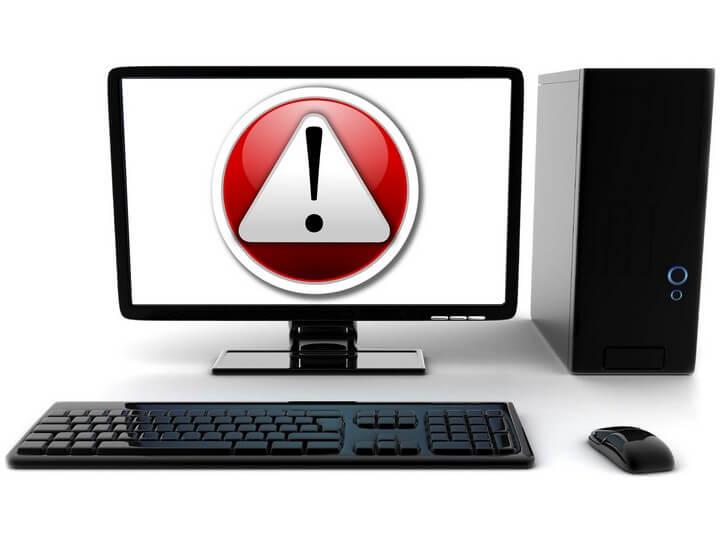 Проблемы с компьютером 2