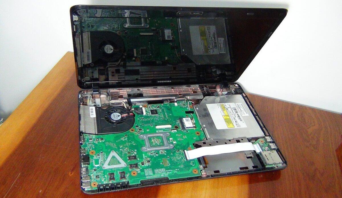 Ремонт ноутбуков Toshiba Satellite 1