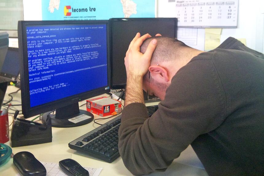 Как устранить BSOD на ноутбуке 2