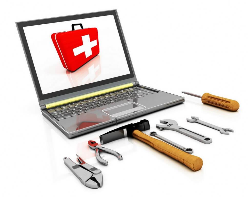 Сервисный центр по ремонту ноутбуков 5