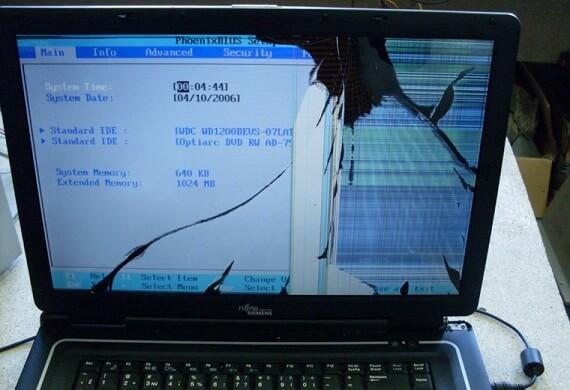 Сервисный центр по ремонту ноутбуков 6