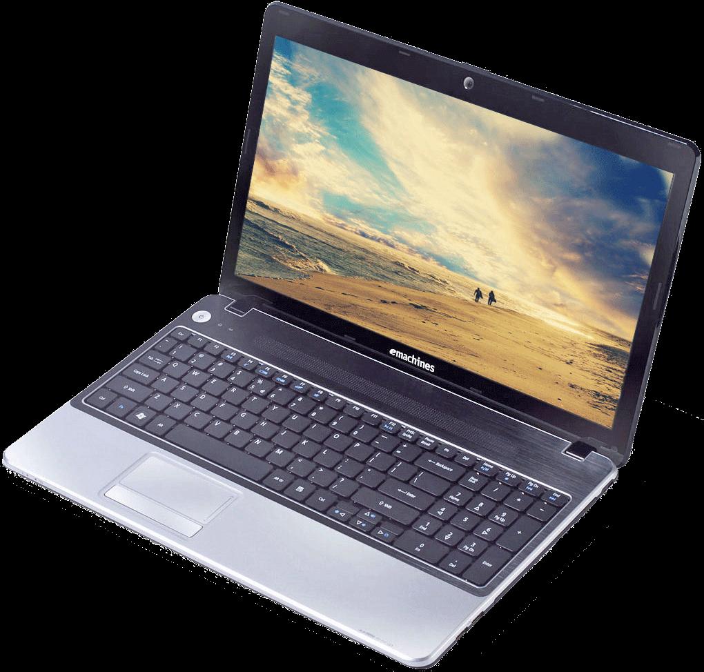 Исправный ноутбук