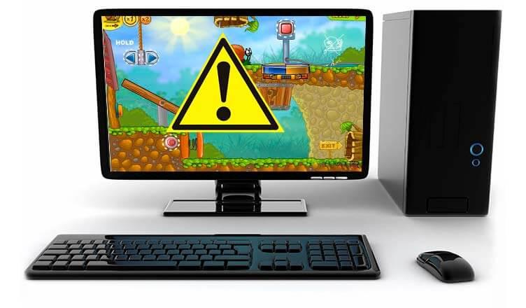 Тормозят игры на компьютере
