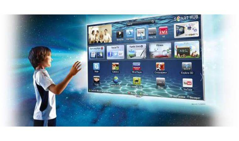 Как настроить SMART-TV Samsung