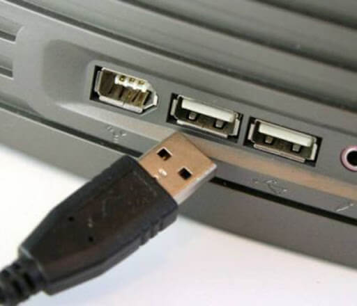 Как починить USB вход на ноутбуке