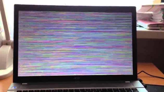 Можно ли поменять матрицу на ноутбуке
